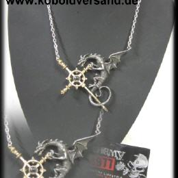 Alchemy Gothic Anhänger Love after Death